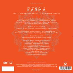 Occidentali's Karma - Vinile 7'' di Francesco Gabbani - 2