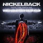 CD Feed the Machine Nickelback