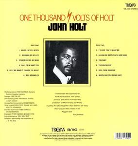 1000 Volts of Holt - Vinile LP di John Holt - 2