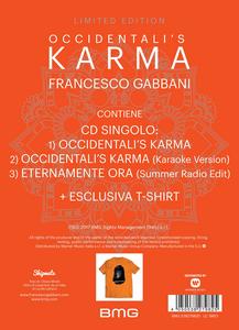 CD Occidentali's Karma di Francesco Gabbani 2