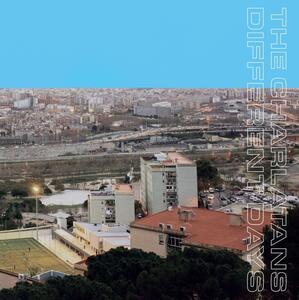 Different Days (Clear Vinyl Edition) - Vinile LP di Charlatans
