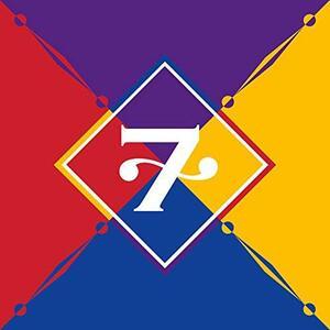 4 Colors - Vinile LP di Seven
