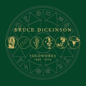 Bruce Dickinson. Soloworks (Vinyl Box Set) - Vinile LP di Bruce Dickinson