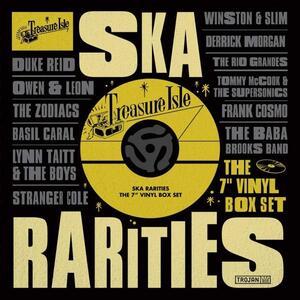Treasure Isle Ska Rarities - Vinile 7''