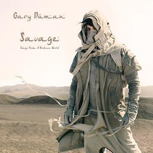 Savage. Songs from a Broken World - Vinile LP di Gary Numan