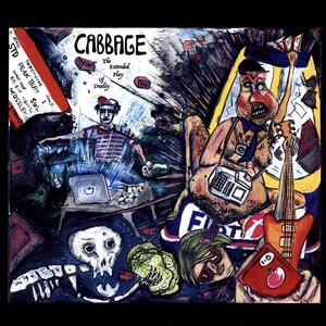 Extended Play of Cruelty - Vinile LP di Cabbage