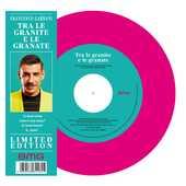 Vinile Tra le granite e le granate Francesco Gabbani