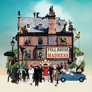 Full House. The Very Best of - Vinile LP di Madness