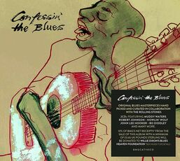 CD Confessin' the Blues