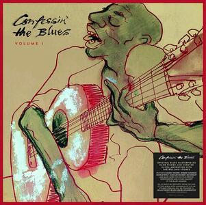Confessin' the Blues vol.1 - Vinile LP