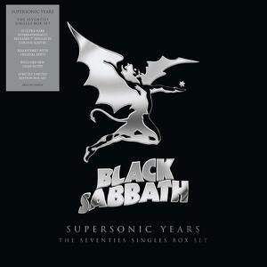Black Sabbath. Supersonic Years: The Seventies Singles - Vinile 7'' di Black Sabbath