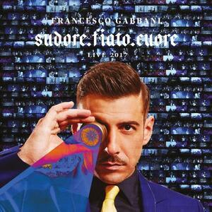 Sudore, fiato, cuore. Live Magellano Tour 2017 - Vinile LP di Francesco Gabbani