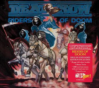 Riders of Doom - Vinile LP di Deathrow