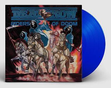 Riders of Doom - Vinile LP di Deathrow - 2