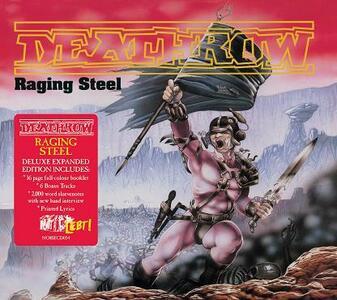Raging Steel - Vinile LP di Deathrow