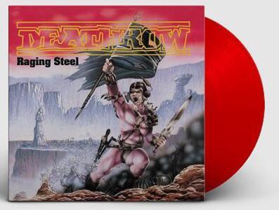 Raging Steel - Vinile LP di Deathrow - 2