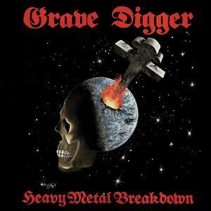 Heavy Metal Breakdown - Vinile LP di Grave Digger