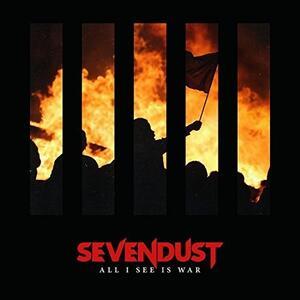 All I See Is War - Vinile LP di Sevendust