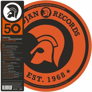 Trojan 50th Anniversary - Vinile LP