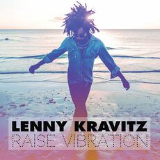 CD Raise Vibration Lenny Kravitz