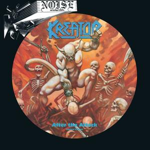 After the Attack - Vinile LP di Kreator
