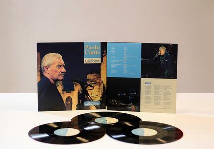 Live in Caracalla. 50 Years of Azzurro - Vinile LP di Paolo Conte - 2
