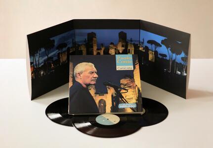 Live in Caracalla. 50 Years of Azzurro - Vinile LP di Paolo Conte - 3