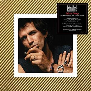 Talk Is Cheap (30th Anniversary Deluxe Edition) - CD Audio di Keith Richards