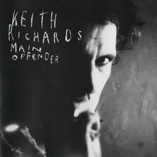 Main Offender - CD Audio di Keith Richards