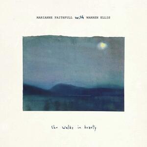 CD She Walks in Beauty Marianne Faithfull Warren Ellis