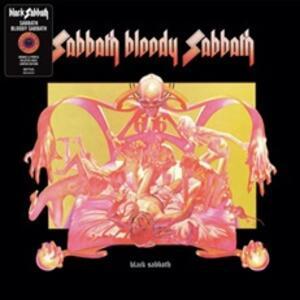 Vinile Sabbath Bloody Sabbath (30th Anniversary) (Coloured Vinyl) Black Sabbath