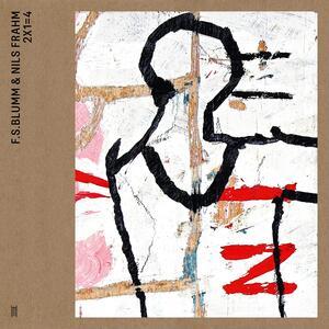 CD 2x1=4 Nils Frahm F.S. Blumm
