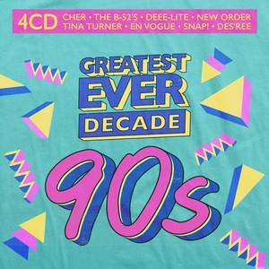 CD Greatest Ever Decade. The 90s
