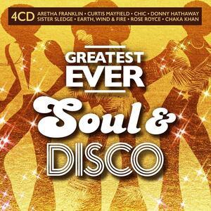 CD Greatest Ever Soul & Disco (Box Set)