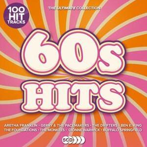 CD Ultimate Hits. 60s