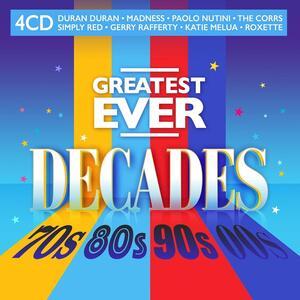 CD Greatest Ever Decades (Box Set)