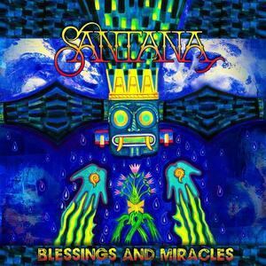 CD Blessings and Miracles Santana