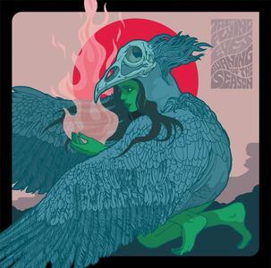 Burning of the Season - Vinile LP di Flying Eyes
