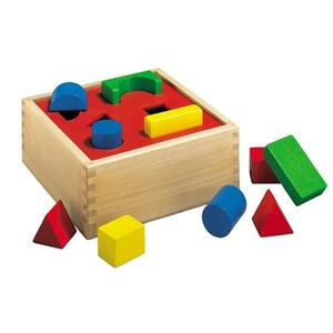 Heros. Box Forme in Legno Colorato - 3