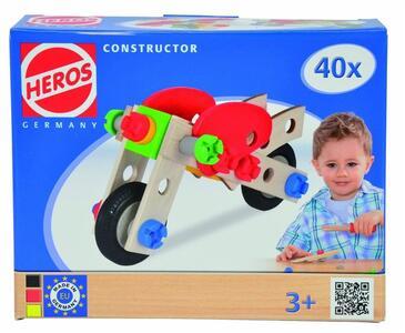 Heros Constructor 40