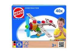 Giocattolo Heros Constructor, Airplane Heros