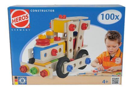 Heros Constructor 100 - 2