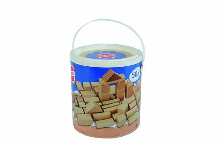 Heros Natural Wooden Blocks