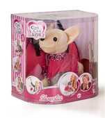 Giocattolo Chi Chi Love. Showstar con Funzione Risponde Al Nome Simba Toys