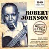 CD Delta Blues Heroes Robert Johnson