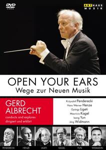 Open Your Ears - Wege zur Neuen Musik (6 DVD) - DVD