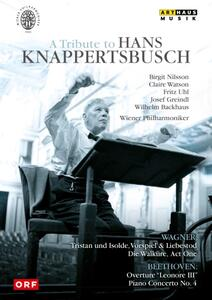 A Tribute To Hans Knappertsbusch - DVD