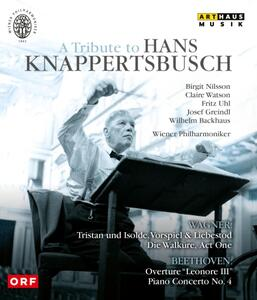 A Tribute To Hans Knappertsbusch - Blu-ray