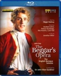 John Gay. The Beggar's Opera di Jonathan Miller - Blu-ray