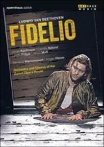 Ludwig van Beethoven. Fidelio di Jürgen Flimm - DVD